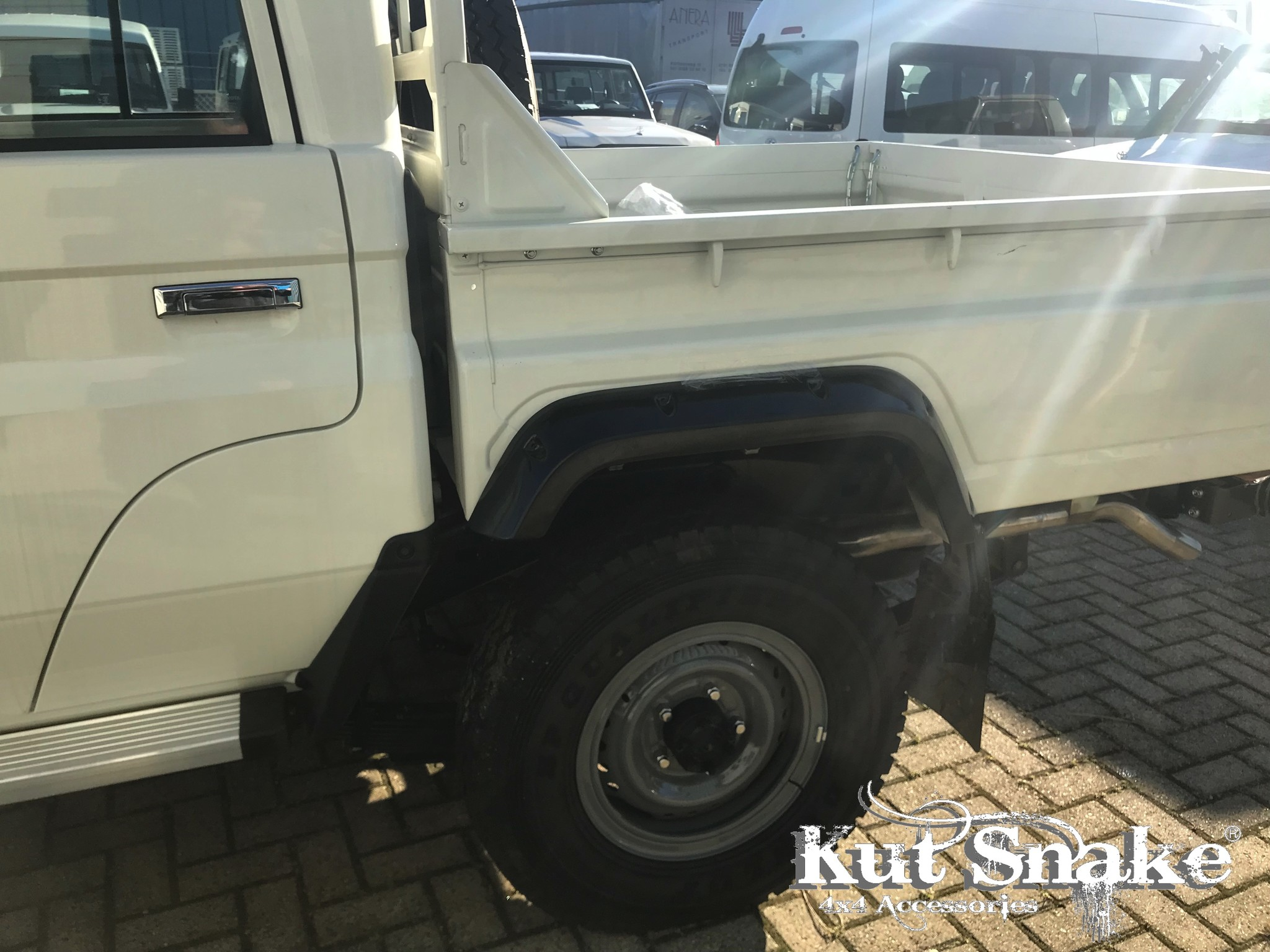 Toyota  Toyota Land Cruiser 79 pick-up truck met dubbele cabine