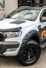 Ford Spatbordverbreders voor Ford Ranger PX2 - 40 mm breed