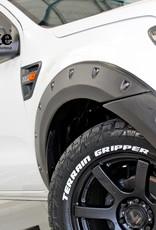 Ford Kotflügelverbreiterung Ford Ranger  PX1  -40 mm breit