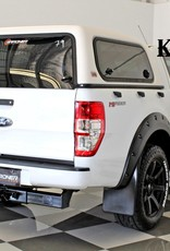 Ford Spatbordverbreders voor Ford Ranger PX1 - 40 mm breed