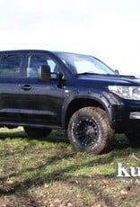 Toyota élargisseurs d'ailes pour Toyota Land Cruiser Toyota Land Cruiser 200 - 50 mm large - Finition lisse