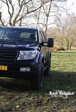 Toyota Kotflügelverbreiterung Toyota Land Cruiser Toyota Land Cruiser 200 - 50 mm breit- Glatte Oberfläche