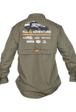 All4Adventure blouse with long sleeves