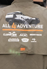 All4Adventure Bluse  Ärmellos