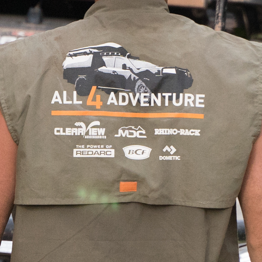 All4Adventure blouse Sleeveless