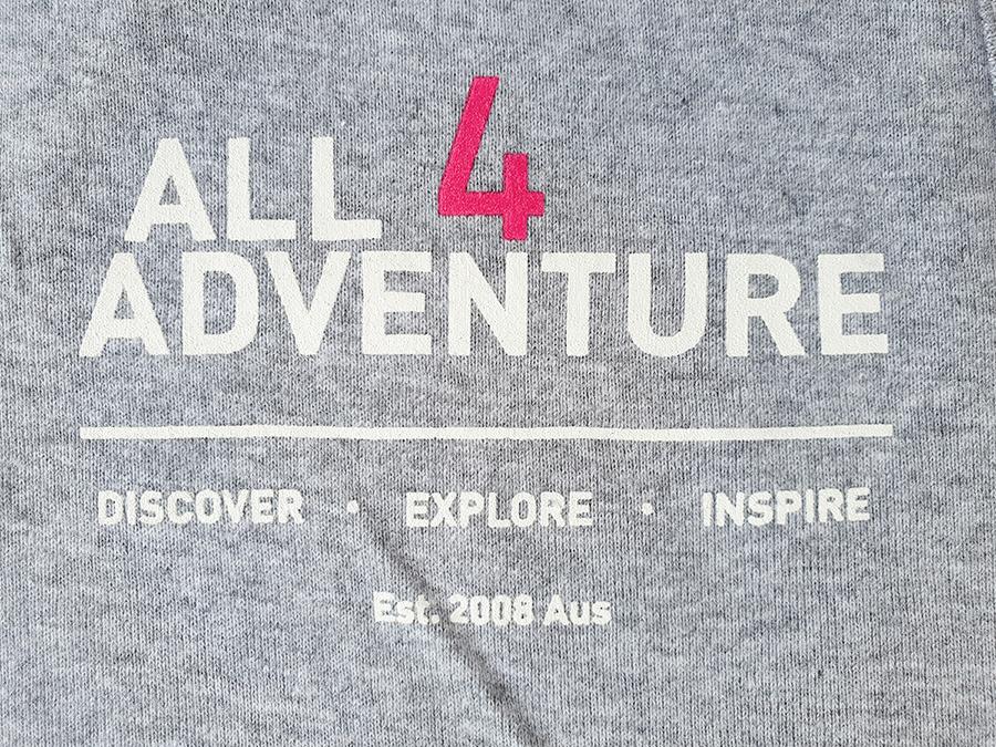 All4Adventure Découvrez, explorez, inspirez Singlet (Dames)