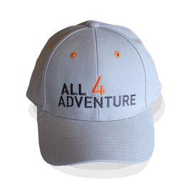 Grau Mütze