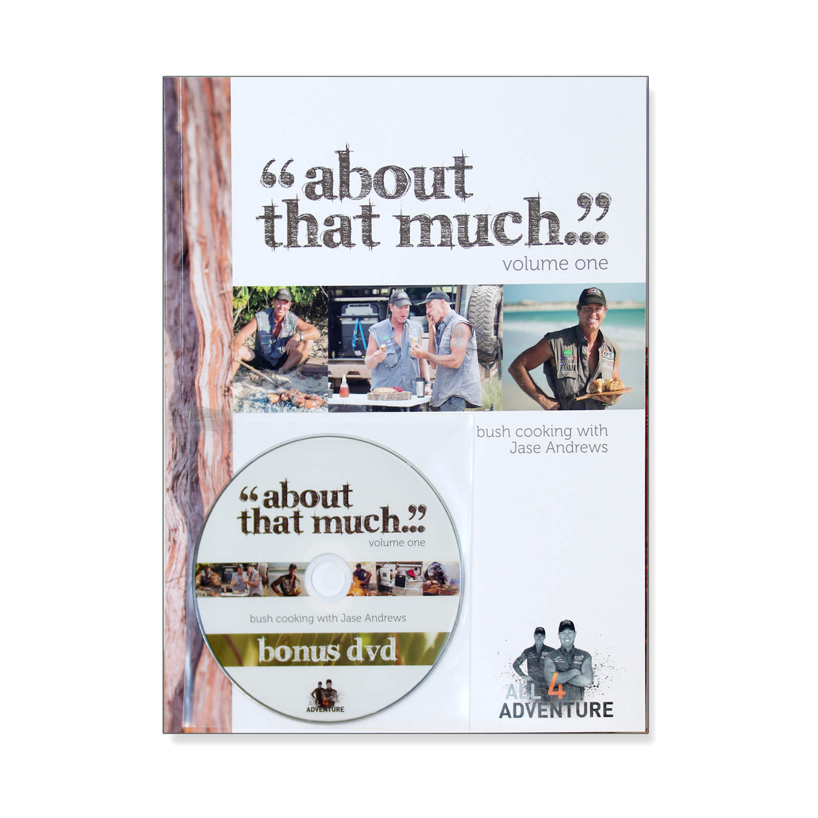 All4Adventure Cookbook volume 1