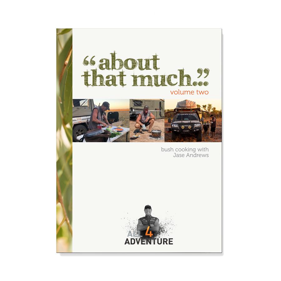 All4Adventure Kochbuch Band 2