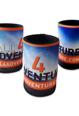 All4Adventure Stubby Cooler Blau