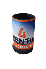 All4Adventure Stubby Cooler Bleu
