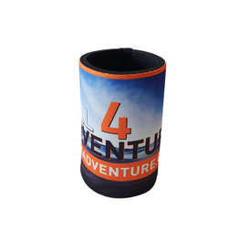 All4Adventure Stubby Cooler Blauw
