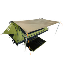 All4Adventure CampBoss Signature Swag (King Single) 210 cm x 110 cm x 75 cm