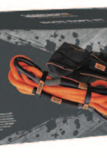 All4Adventure CampBoss4x4 Boss Rope 8T