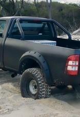 Ford Spatbordverbreders voor Ford Ranger PJ/PK - 70mm breed