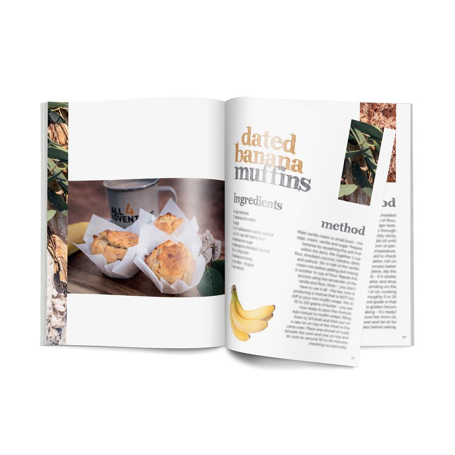 All4Adventure Livre de cuisine volume 3