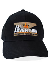 All4Adventure Decade of Dirt  cap