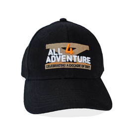 All4Adventure Decade of Dirt  Cap