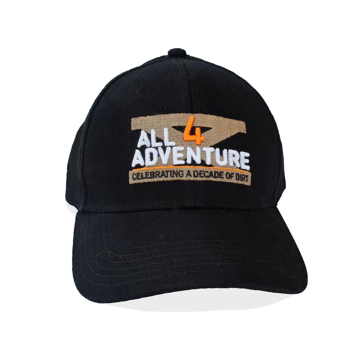 All4Adventure Decade of Dirt  Mütze