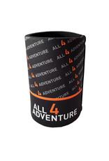 All4Adventure Stubby Cooler Zwart