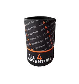 All4Adventure Stubby Cooler Zwart