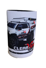 ClearView ClearView Stubby Cooler Blanc