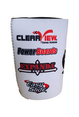 ClearView ClearView Stubby Cooler Weiß