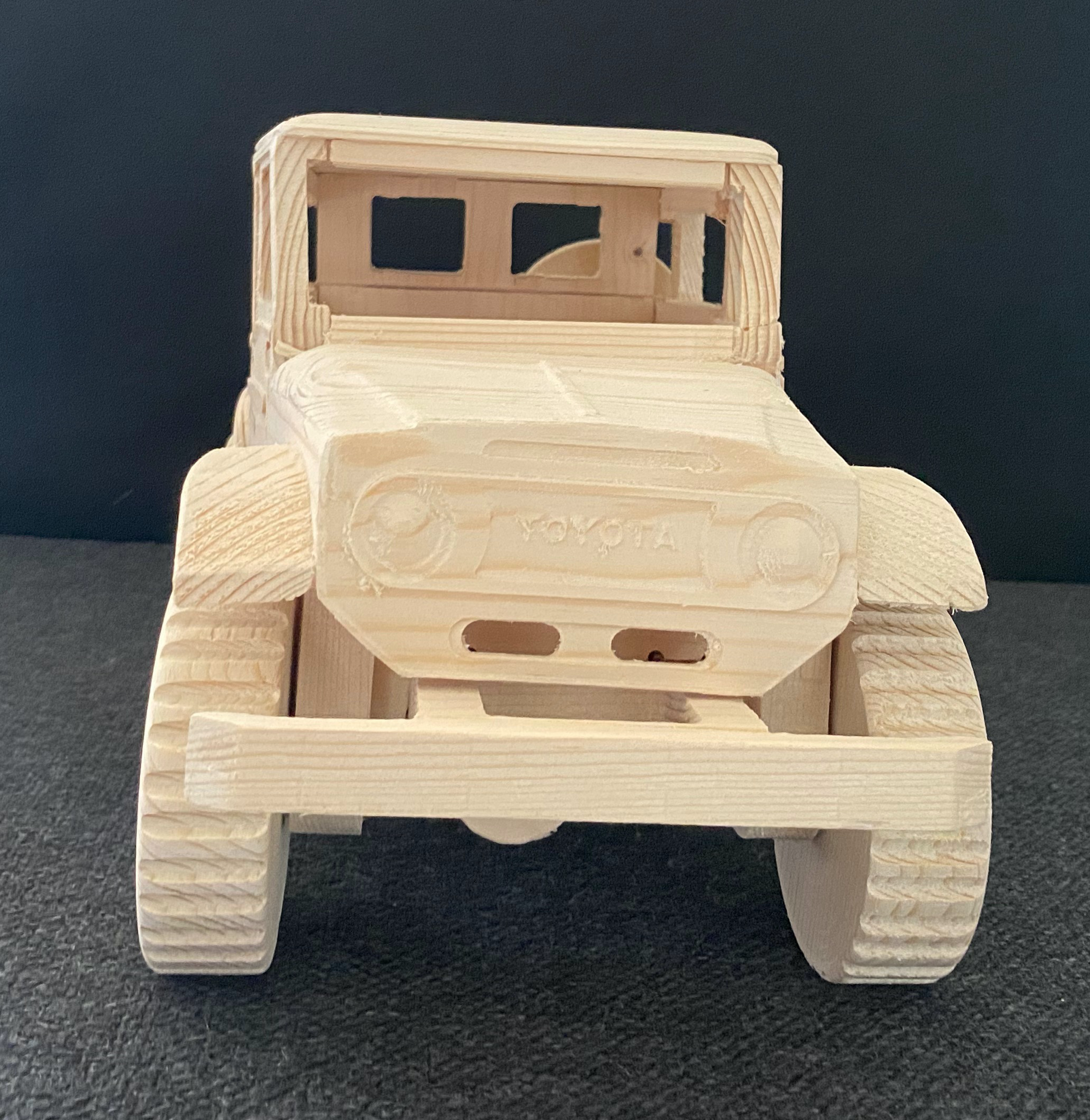 Holz 4x4 - Land Cruiser 40 Serie