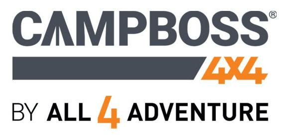 All4Adventure CampBoss Tosty Ijzer