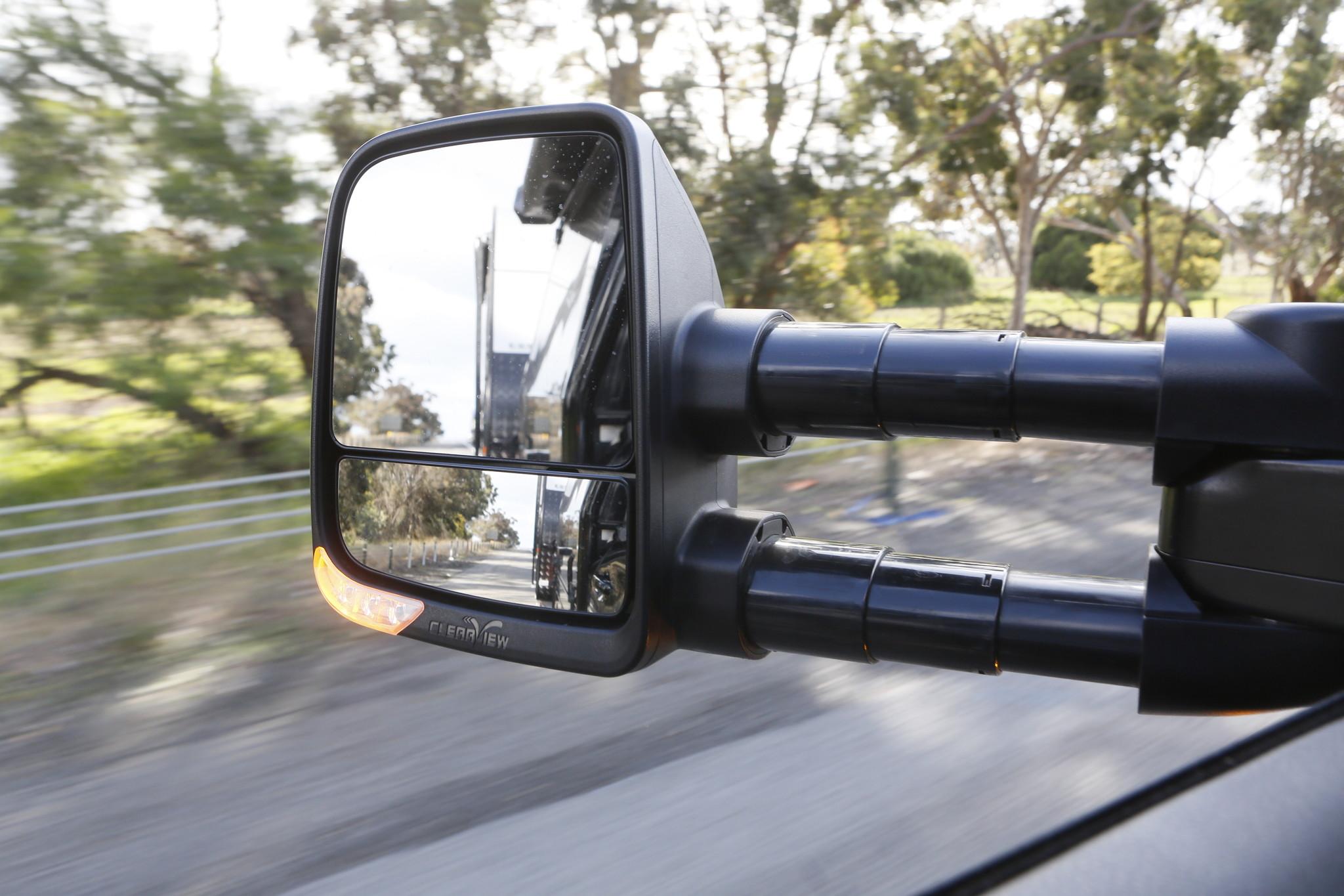 Toyota Next Generation Mirrors Toyota Land Cruiser 200 serie
