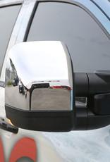Toyota Next Generation Mirrors Mitsubshi Pajero