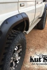 Toyota Fender Flares for Toyota Toyota Land Cruiser LJ7# /KZJ7# (series 2, 1990+) 4-Door - 50 mm wide