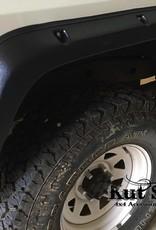 Toyota Fender Flares for Toyota Toyota Land Cruiser LJ7# /KZJ7# (series 2, 1990+) 2-Door - 50 mm wide