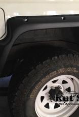 Toyota élargisseurs d'ailes pour Toyota Land Cruiser LJ7# /KZJ7# (series 2, 1990+) 2-Porte - 50mm large