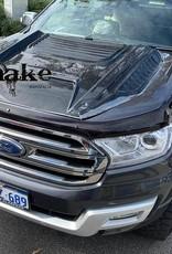 Ford Motorhauben-Lufthutze Ford Ranger T-REX - Glatte Oberfläche