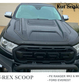Ford Hood Scoop T-REX Ford Ranger