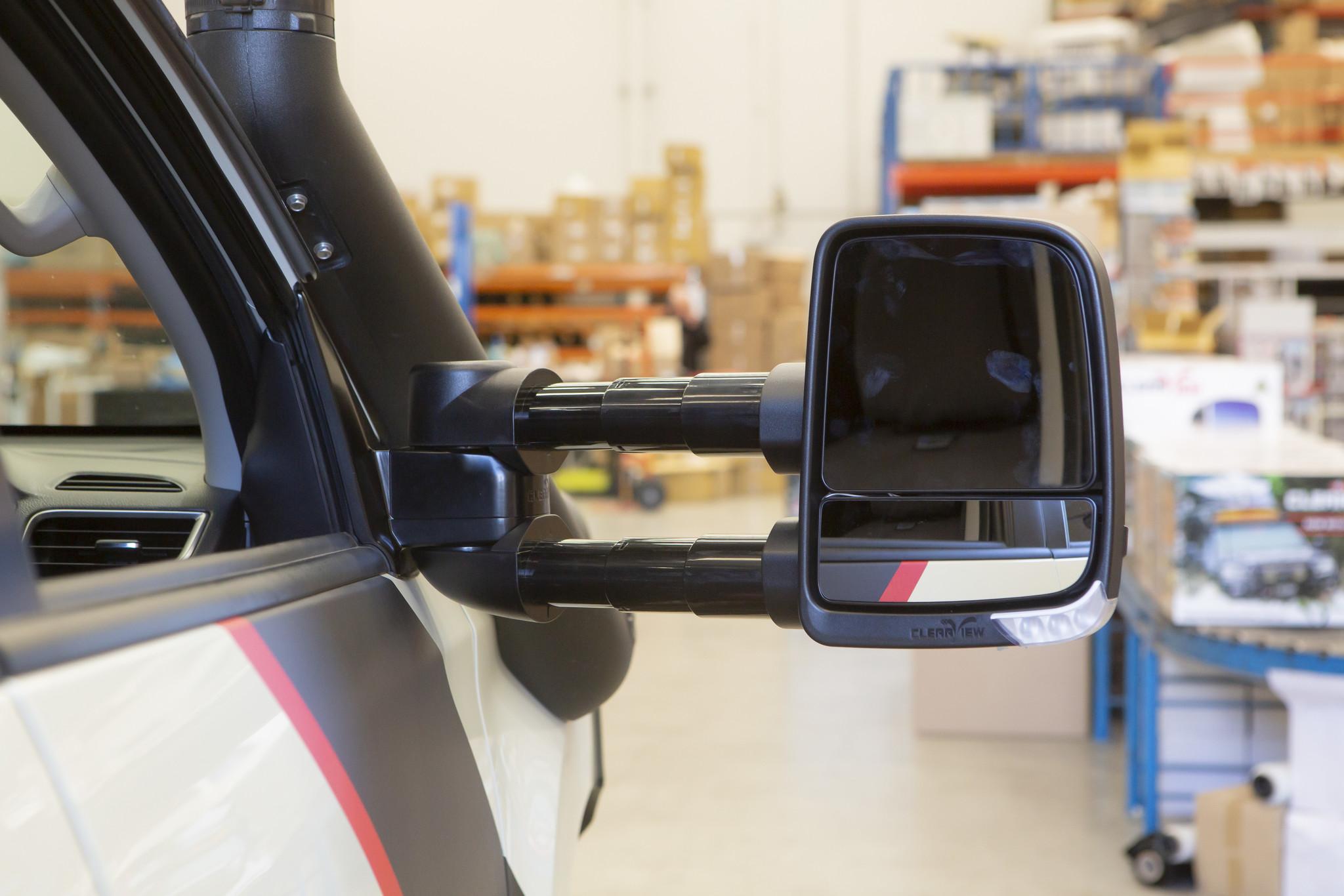 Toyota Next Generation Mirrors Mitsubishi L200 2015+