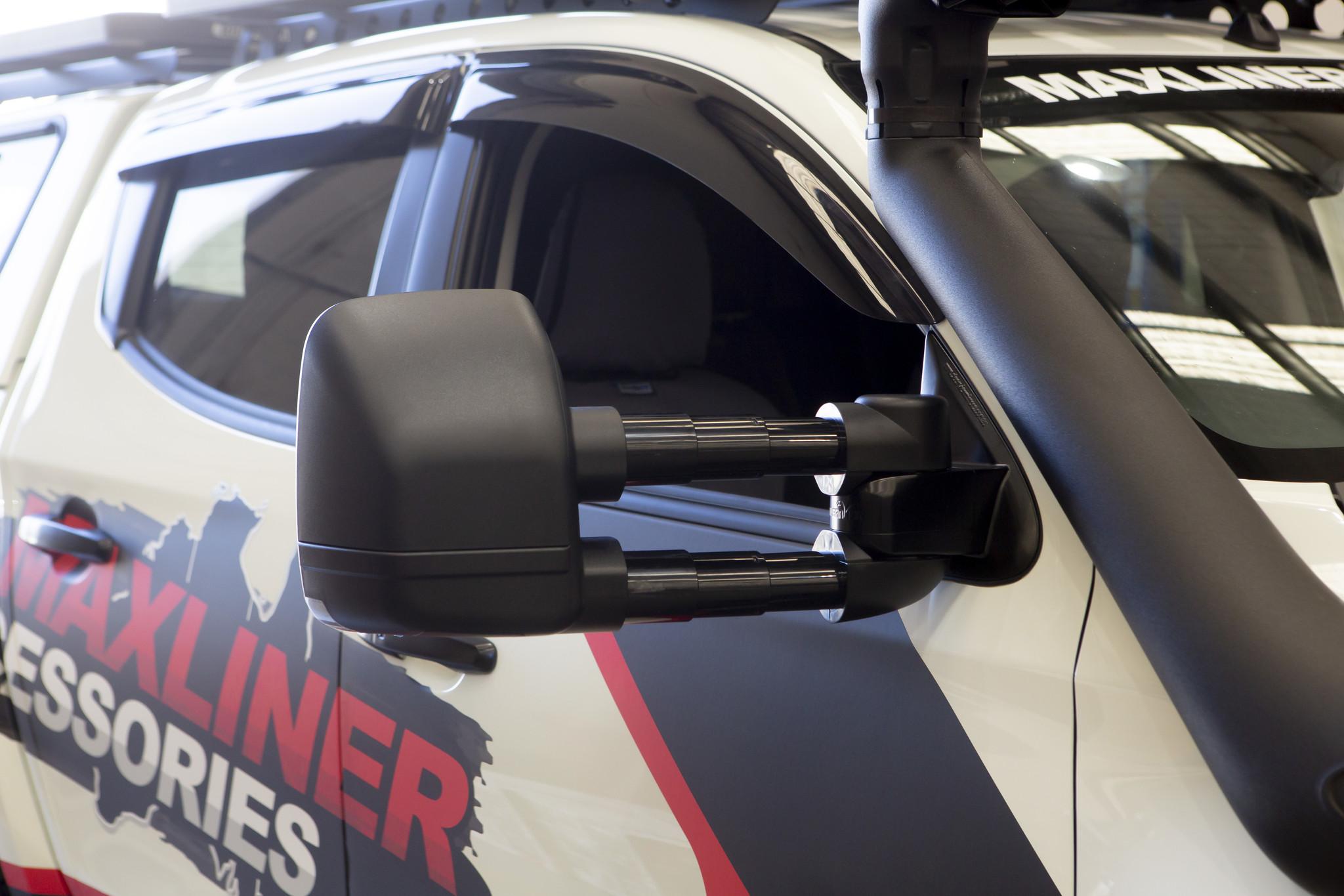 Toyota NEXT GENERATION: Clearview Extra breite spiegel Mitsubishi L200 2015+