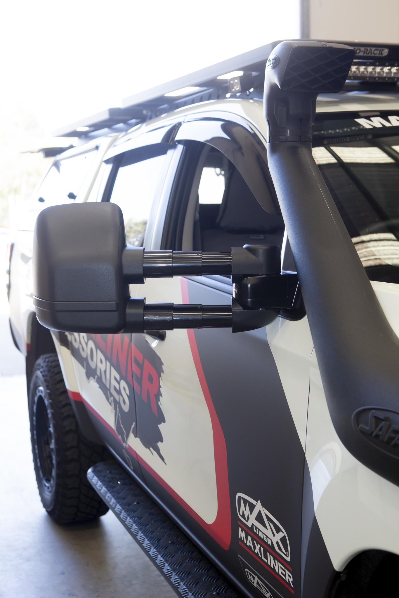 Mitsubishi NEXT GENERATION: Clearview Towing Mirror Mitsubishi L200 2015+