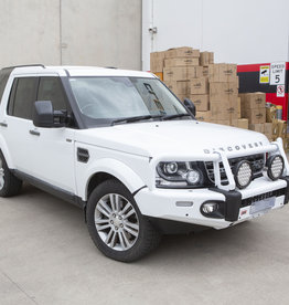 Toyota Next Generation Mirrors Land Rover Discovery 3/4