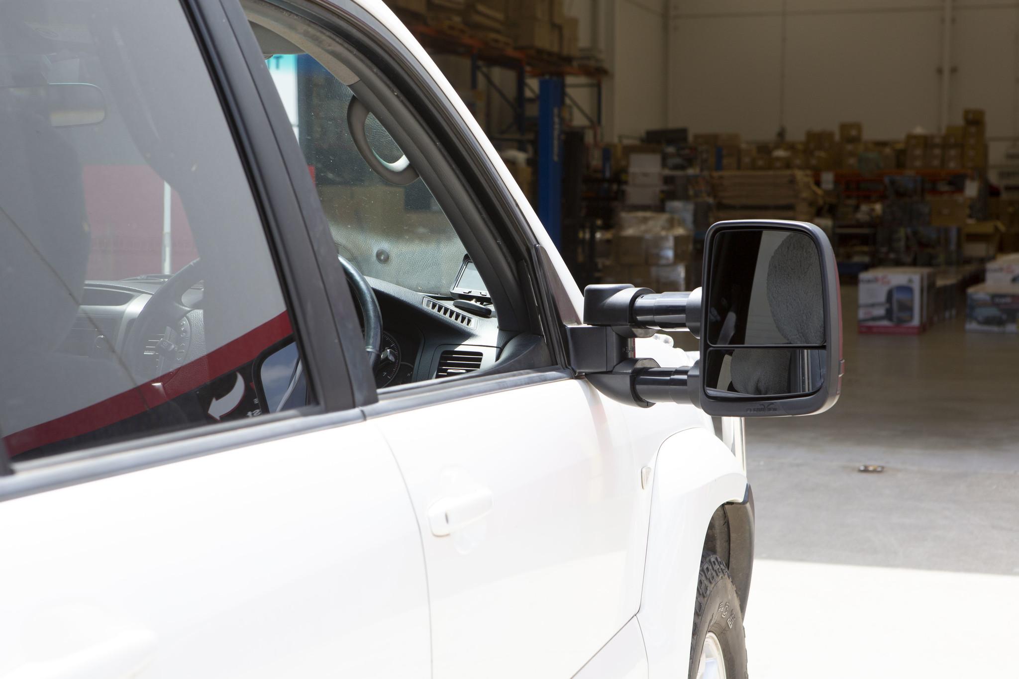 Toyota NEXT GENERATION: Clearview rétroviseurs miroir extra-large Toyota Land Cruiser 120 serie