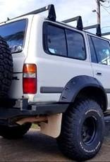 Toyota Kotflügelverbreiterung Toyota Land Cruiser 80  - 95mm breit