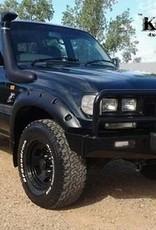 Toyota Kotflügelverbreiterung Toyota Land Cruiser 80 - 65mm breit