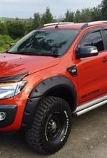 """Ford élargisseurs d'ailes Ford Ranger  PX1, PX2 ét PX3  """"Monster""""  - 95mm large"""
