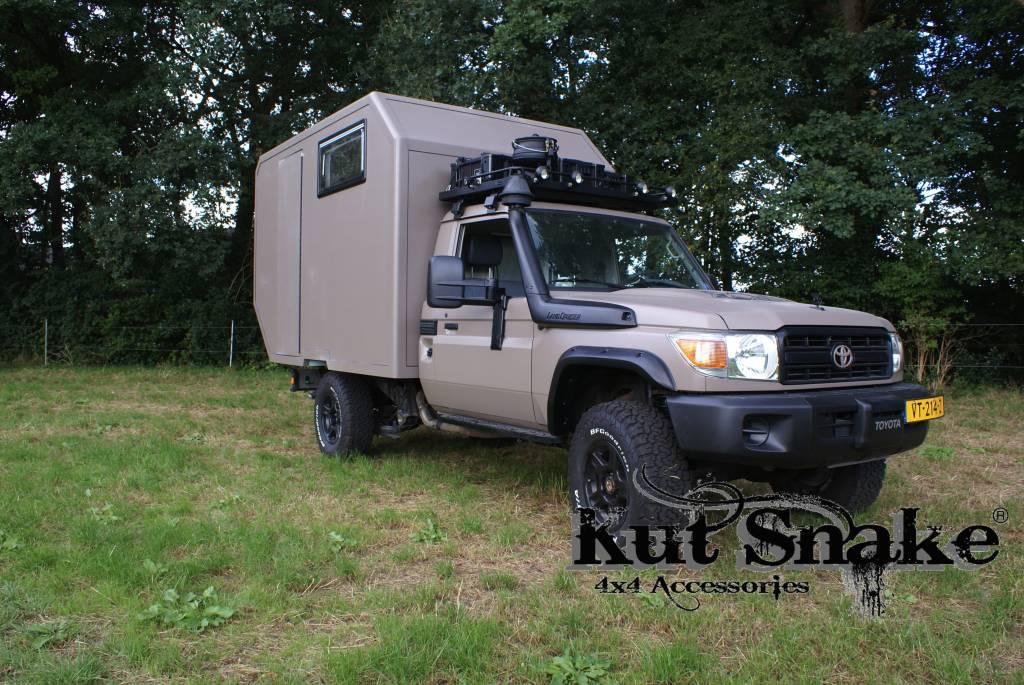 Toyota Kotflügelverbreiterung Toyota Land Cruiser 79 - 50mm breit