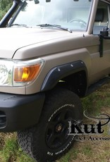 Toyota Fender Flares for Toyota Land Cruiser 79 - 50 mm wide