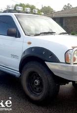 Nissan élargisseurs d'ailes pour Nissan Navara D22 - 80mm large