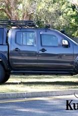 Nissan Spatbordverbreders Nissan Navara D40 - 95 mm breed