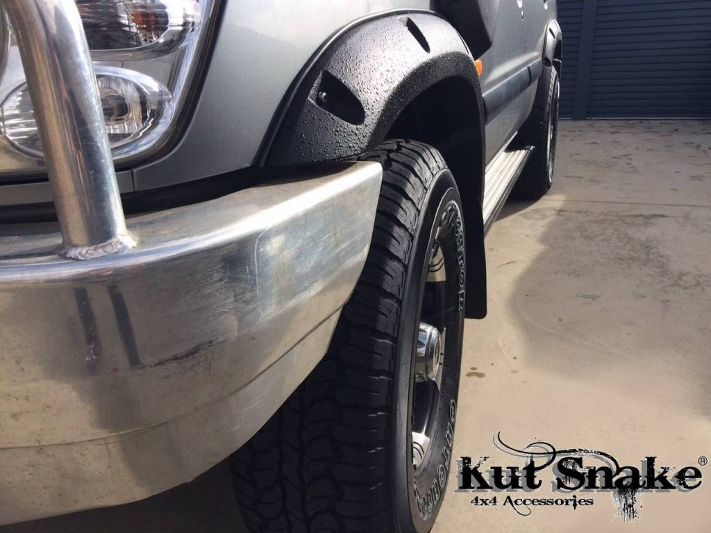 Nissan Fender Flares for Nissan Patrol Y61 GR - 50 mm wide