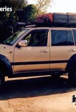 Toyota Kotflügelverbreiterung Land Cruiser 100 95 mm